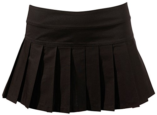 Cottelli Collection plisada mini falda M