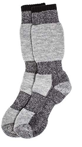 (J.B. Extreme -30 Below XLR Winter Sock (2 Pairs),X-Large (13-16 Shoe),Red)