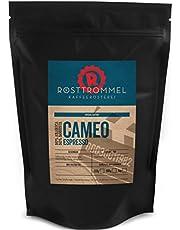 Espressobohnen CAMEO - Special Edition - Dunkle Schokolade, vollmundig - handgeröstet für Vollautomat & Siebträger - Fair & Direkt gehandelt