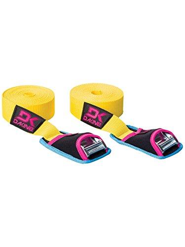 DAKINE Baja Tie Down Straps 12' (Yellow)