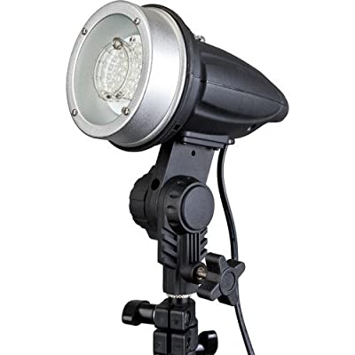 Impact SF-ABRL160 Stand Mount Flash with LED Modeling Light from Impact