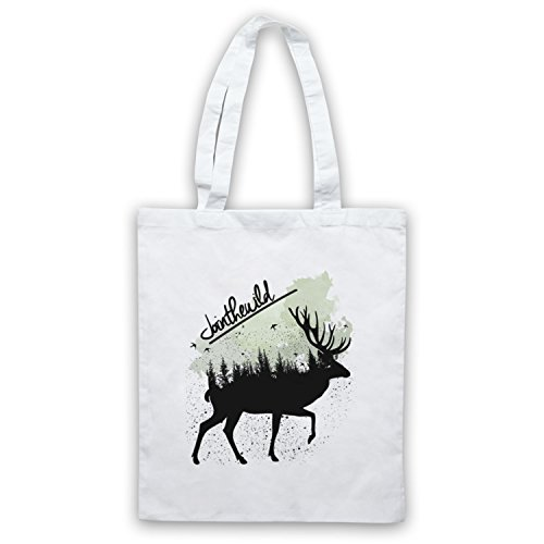 Join The Wild Deer Bolso Blanco