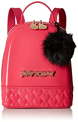 Betsey Johnson Don't Be Jelly Backpack by Betsey Johnson