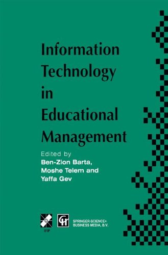 Information Technology in Educational Management (IFIP Advances in Information and Communication Technology)