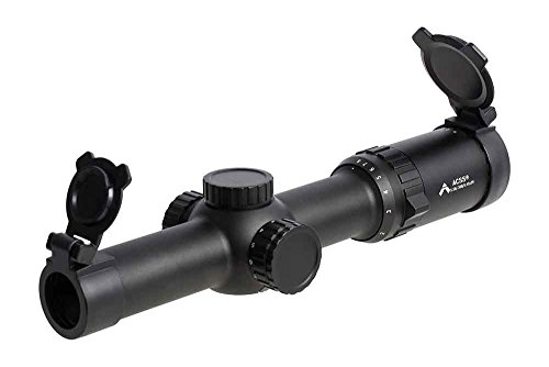 Primary Arms 1-8 X 24mm Scope ACSS BDC Illuminated Reticle PA1-8X24SFP-ACSS-5.56 by Primary Arms