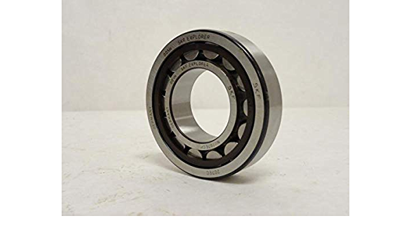 Consolidated Bearing CYLINDRICAL ROLLER BEARING NU-207E-K C//3