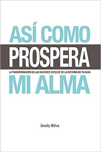 Book Asi Como Prospera Mi Alma