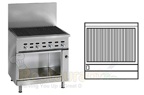 Imperial Commercial Radiant Char-Broiler 24