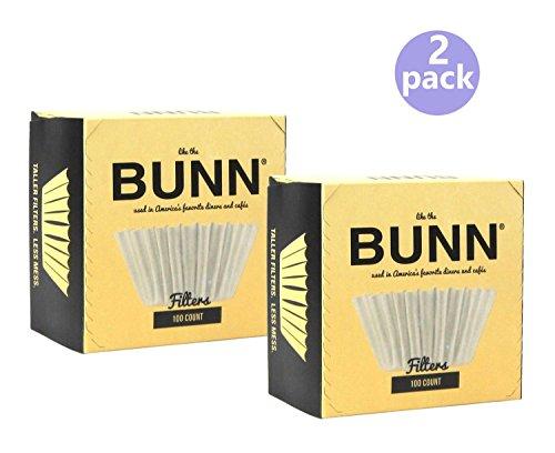 BUNN BCF100 B 100 Count Basket Filter product image