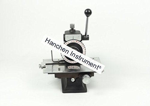A-01 Manually Nameplate Marking Machine Aluminum Labeling Coding Machine Equipment Parameter Label Printer (2.5mm character plate) by Hanchen Instrument®