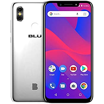 Amazon com: BLU R1 HD 2018 Factory Unlocked Phone - 5 2