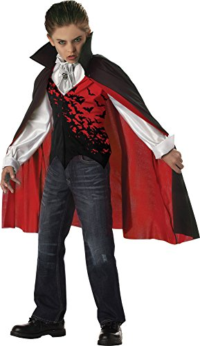 Boys Halloween Costume-Prince Of Darkness Kids Costume Large (Prince Of Darkness Child Costumes)
