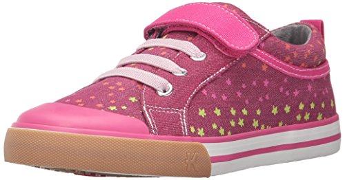 See Kai Run Kristin Sneaker (Toddler/Little Kid), Berry/Hot Pink, 5 M US Toddler