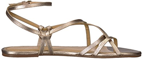 Splendid Women's Flynn Sandal, Champagne, 7 Medium US by Splendid (Image #6)
