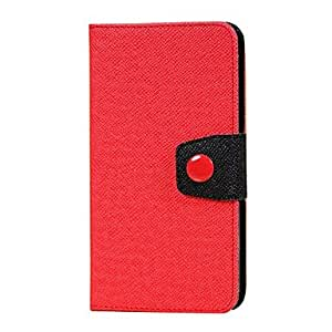 Faux Leather Wallet Flip Pouch Stand Case For Samsung Galaxy Note 3 N9000 (Assorted Colors) --- COLOR:White