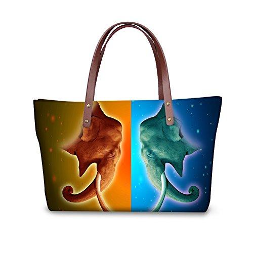 School Bags Nyecc3443al Print Fruit FancyPrint Bags Shoulder Women wyXPWqHf