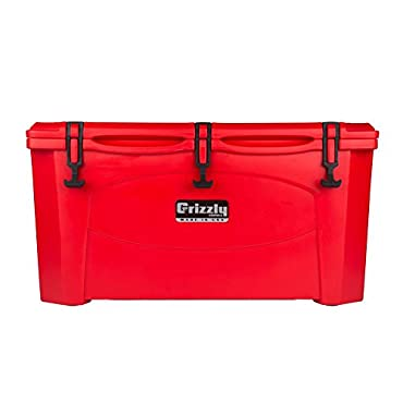 Grizzly Coolers Grizzly 75 quart Rotomolded Cooler