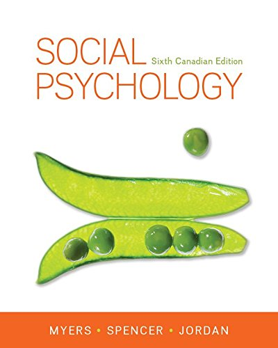 Social psychology david myers steven spencer christian jordan social psychology with connect with smartbook ppk fandeluxe Images