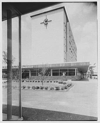 Photo: Cross County Shopping Center. Medical building from south - Center South County Shopping