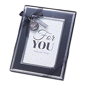 "Artisano Designs"" Timeless Memories Photo Frame Favor"