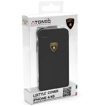 Amazon.com: iPhone 4 y 4S blanco Carcasa trasera con ...