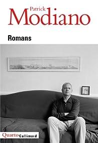 Romans par Patrick Modiano