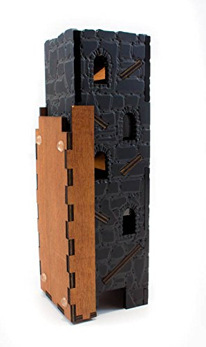 Dragon Stone Dice Tower by C4Labs
