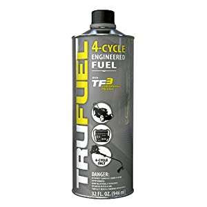 TruFuel 4-Cycle Ethanol-Free Fuel for Outdoor Power Equipment - 32 oz. (Case of 6)