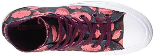 pink Multicolore Taylor White Pink All dark Hautes Chuck Sangria Sangria Dark 626 white Converse Femme Star Baskets A56qgqPw