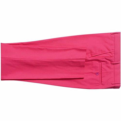 Taglia Cravatta Completo Sono Shengfeng Alta Un Disegno In Quadrettato Con Da Due Moderno A la Moda Uomo Viscosa Poliestere Tessuta 46 Pezzi Qualita Ad Stoffa Di Rosa zqdwvq1