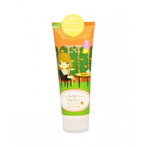 Body Cream SPF59 PA+++ 230g Cathy Doll #Fukuoka Peach