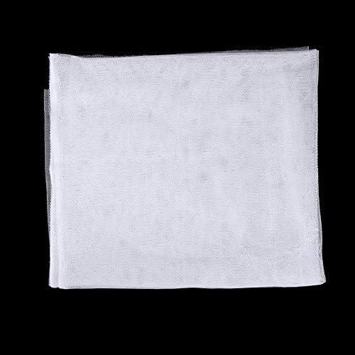 130x150cm filet de fen/être anti moustique net maille rideau en tissu protecteur moustiquaire /écran de porte moustiquaire style /ét/é blanc