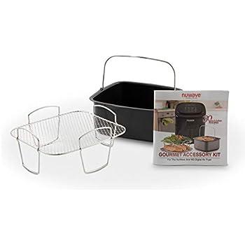 NuWave Brio Gourmet Accessory Kit (6 qt and 10 qt)