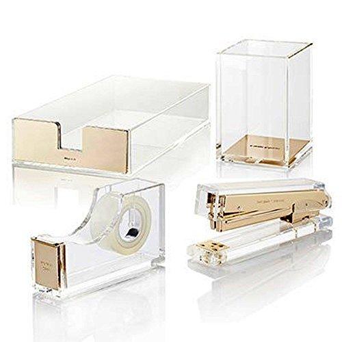 Wonderful Amazon.com : Bundle 4 Items Kate Spade New York Acrylic Desk Set : Office  Products