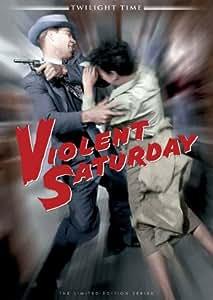 Violent Saturday [Import]
