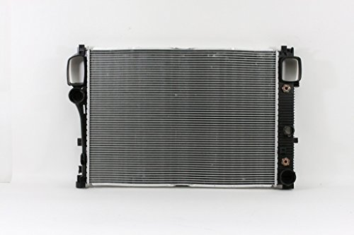 (Radiator - Pacific Best Inc For/Fit 13027 07-11 Mercedes-Benz CL-Class 07-11 S450 S550 S600 S65)