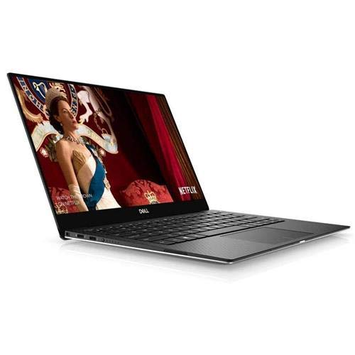 Dell XPS 9370 13.3in 4K UHD Touchscreen Laptop PC - Intel Core i7-8550U 4.0GHz, 16GB, 512GB SSD, Wi-Fi, Bluetooth, Webcam, Windows 10 Home - Silver (Renewed) ()