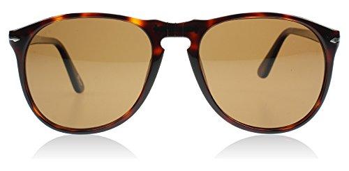 Persol Women's PO9649S Designer Sunglasses, ()