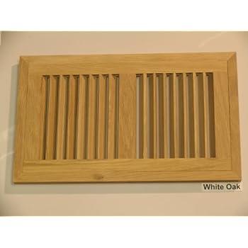 6 Quot X 14 Quot Hi Output White Oak Flush Unfinished Wood Heat