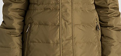Jacket Damen Winter 92486 Section Wintermantel Long Fashion Winterparka Mantel F Female Down Sublevel Hooded 6Tqa7wp