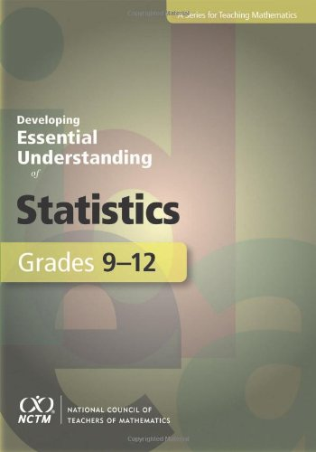 Developing Essential Understanding of Statistics for Teaching Mathematics in Grades 9-12