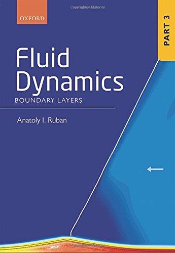 Fluid Dynamics: Part 3 Boundary Layers pdf