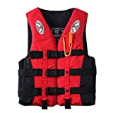 Water Life Jacket Vest, Women/Men Life Jacket Aid
