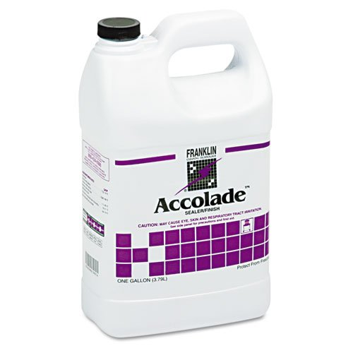 Franklin Cleaning Technology F139022 Accolade Hard Floor Sealer/Finish, 1 Gallon (Pack of - Floor Sealer Accolade
