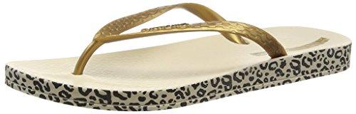 IpanemaAnatomica soft FEM - Sandalias de dedo Mujer Varios Colores - Mehrfarbig (beige gold 8399)