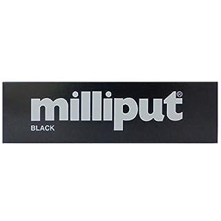 Milliput Medium Fine 2-Part Self Hardening Putty, Black