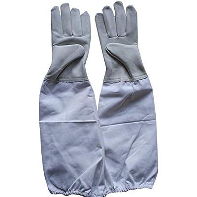 Hense Professional Beekeeping Suit - Fencing Veil Hood - Total Protection for & Beginner Beekeepers(FM01-3-US)