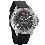 Vostok Komandirskie Commander Russian Army Mens Mechanical Military Wrist Watch #431744