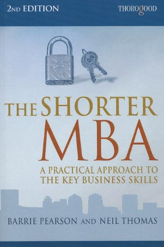 The Shorter MBA