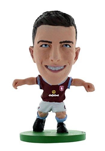 Ciaran Clark Aston Villa Home Kit Soccerstarz Figure